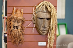 Masques d'Asie à Wotton (Québec)