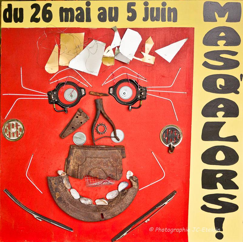 Festival du Masque à Saint-Camille - Québec