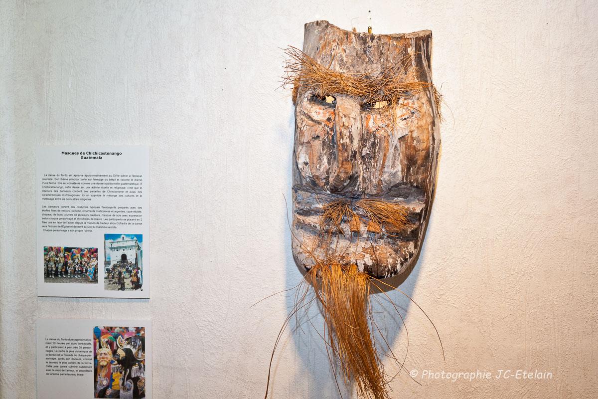 Exposition L'Amérique latine démasquée