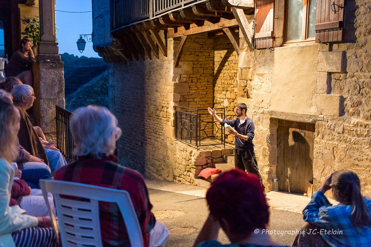 Lecture de rue Aout 2014