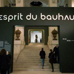 Exposition l'Esprit du Bauhaus à Paris